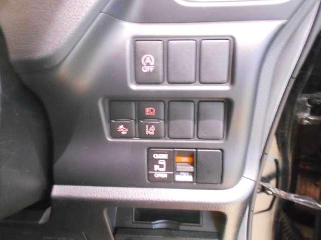●パワーテールゲート『ボタン一つでトランクの開閉が可能です。』