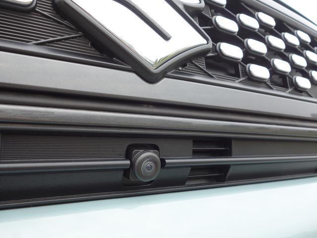 ●リアビューカメラ(駐車支援機能付き)『車両後退時に車両後方の状況がモニターに映し出されます。駐車が苦手な方でもこれで安心です!』