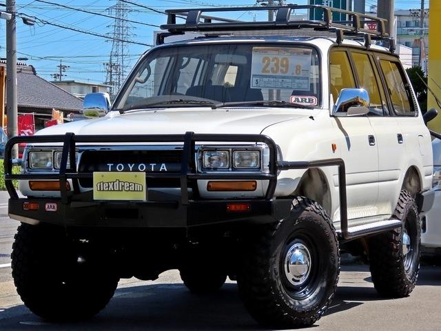 トヨタ ランドクルーザー