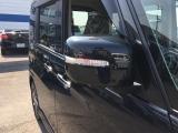 オートエアコン標準装備!!左右電動スライドドア!プッシュ式EG始動オプションの紫がかった黒です!!!LEDライト・キーフリー等々充実装備が特徴です